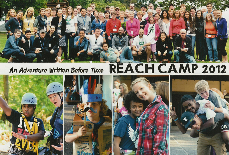 REACH Ministries Camp