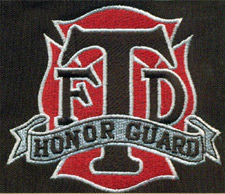Harbor Graphics Custom Embroidery Sample